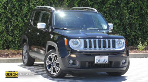 2016 Jeep Renegade Limited FWD Sport Utility